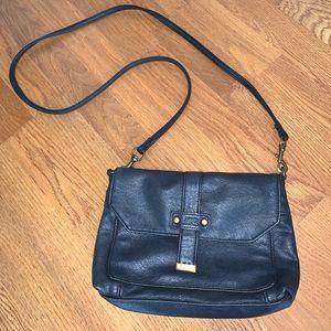 Black vans purse